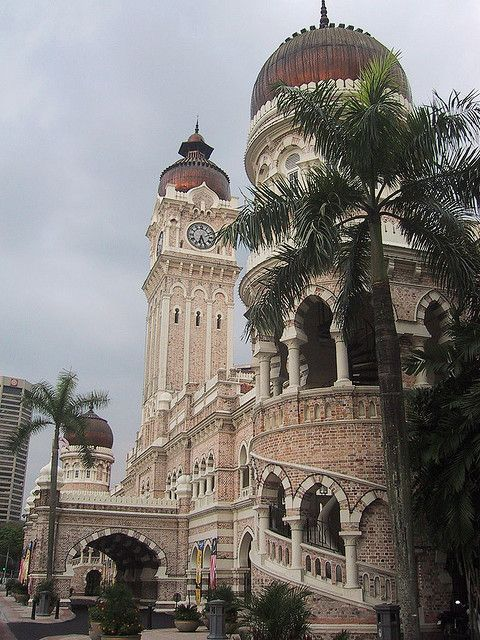 Was there numerous times Before 2000, since then never go there Don't feel safe Merdaka Square ~ Kuala Lumpur ~ Malaysia