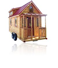 """Tumbleweed Tiny Houses. Watch """"Tiny: A Story About Living Small"""" on Netflix! Interesting stuff"""