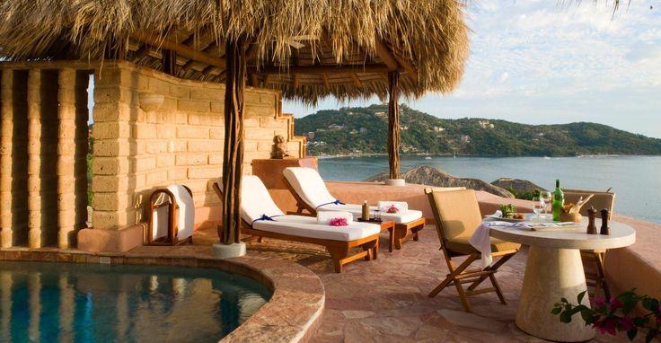 Gallery La casa que canta (Sitio Oficial) : hotel de lujo en México, (hotel en Ixtapa, Zihuatanejo) hotel de 5 estrellas