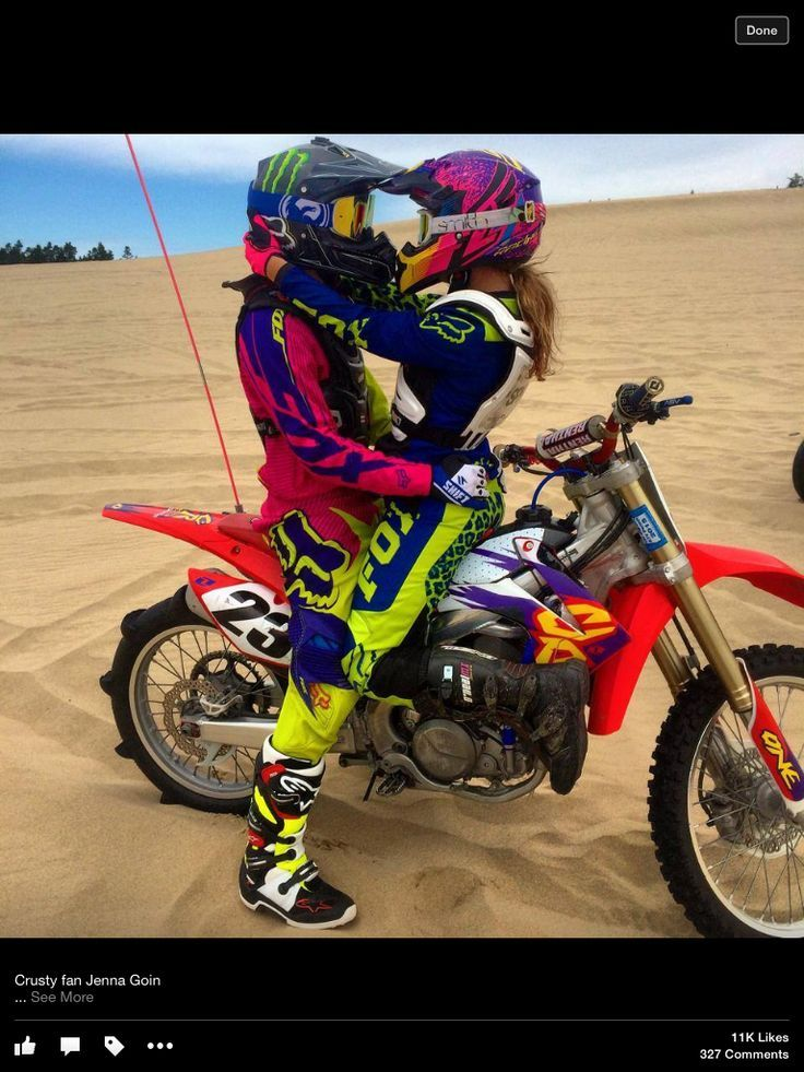 best 25 dirt bike couple ideas on pinterest dirt bike. Black Bedroom Furniture Sets. Home Design Ideas