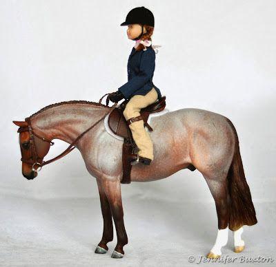 Braymere Custom Saddlery: Fun with tack