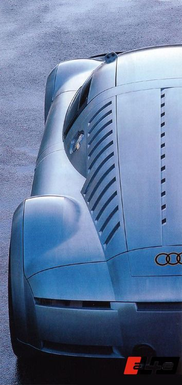 gashetka:   2000 | Audi Rosemeyer (W16) |Source