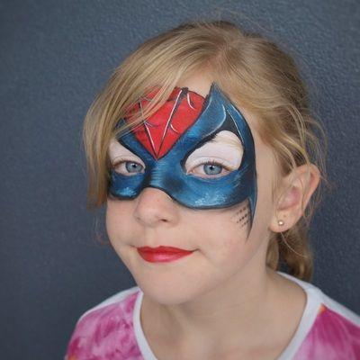 Body Art, Art Mackay, Face Painting, Mackay Face Painter, Amy Sparkle,