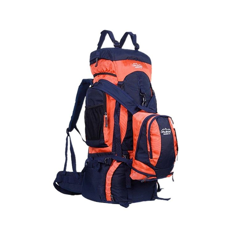 IFLYING Backpack Camping Extra Large 80L Backpack with 10l Small Backpack for Climbing Camping Hiking Travel and Mountaineering -- Startling review available here  : Womens hiking backpack