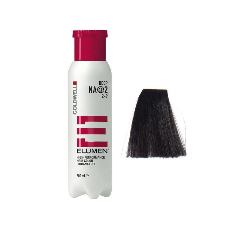 Hair Color: Goldwell Elumen Hair Color Na@2 Natural Ash 6.7 Oz 200Ml Amonia Peroxide Free -> BUY IT NOW ONLY: $30.69 on eBay!