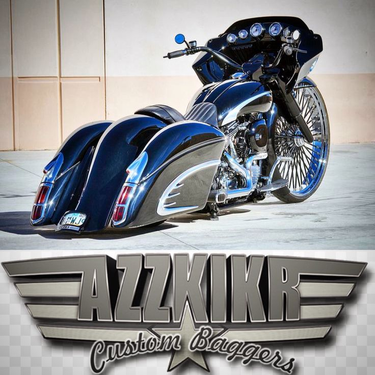 Caddy Bike, Azzkikr is first in quality OEM standard in parts for Harley Davidson, Indian and Victory Motorcycles.