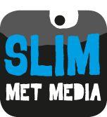 Slim Met Media, voor creatieve medialessen, interactieve ouderavonden en het visiespel Slim met media voor schoolteams die echt werk willen maken van mediawijsheid.