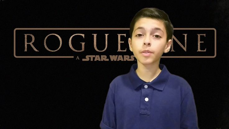 Film Review: Rogue One: A Star Wars Story by KIDS FIRST! Film Critic Ryan R. #KIDSFIRST! #StarWarsRogueOne