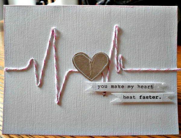 30 Creative Valentine Day Card Ideas & Tutorials