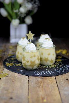 Baileys Cheesecake im Glas - Cheesecake with Baileys | Das Knusperstübchen