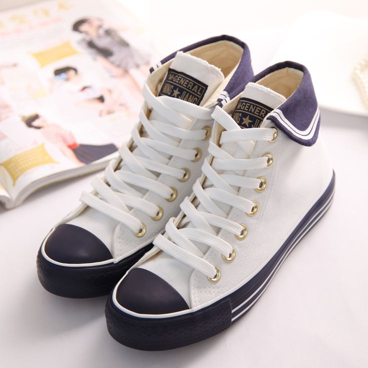 sweet navy wind anchor shoes
