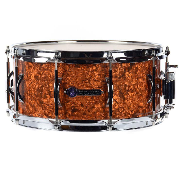 Dynamicx 6.5 x 14 Copper Pearl Snare Drum
