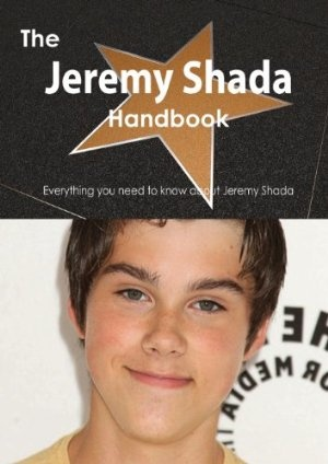 OMG I need this now! -The Jeremy Shada Handbook