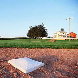 "Field of Dreams Movie Site -- ""Is this heaven, no it's Iowa"" Dyersville, #Iowa    http://www.midwestliving.com/travel/destination/iowa/dubuque-attractions/#"