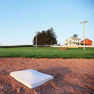 "Field of Dreams Movie Site -- ""Is this heaven, no it's Iowa"" Dyersville, #Iowa    http://www.midwestliving.com/travel/destination/iowa/dubuque-attractions/#"