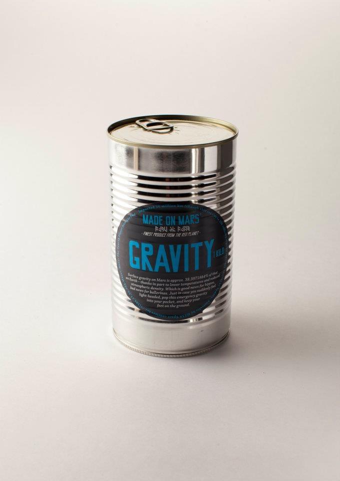 Gravity. 1 Kilo.