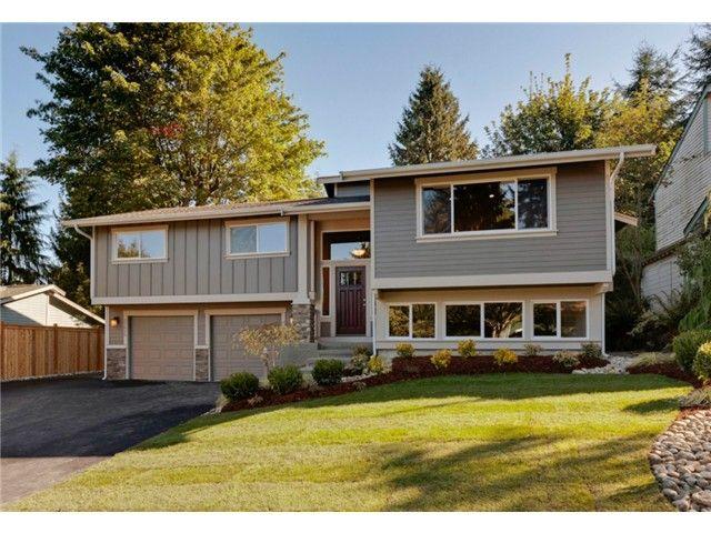 Split Level Home Design