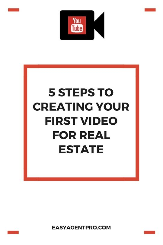 Is creating video content one of your New Year's resolutions? It should be! Video marketing provides a unique opportunity for real estate agents who want to capture more leads online. After all, YouTube is the second largest search engine. But why wait until later to start making videos when you can do it today?