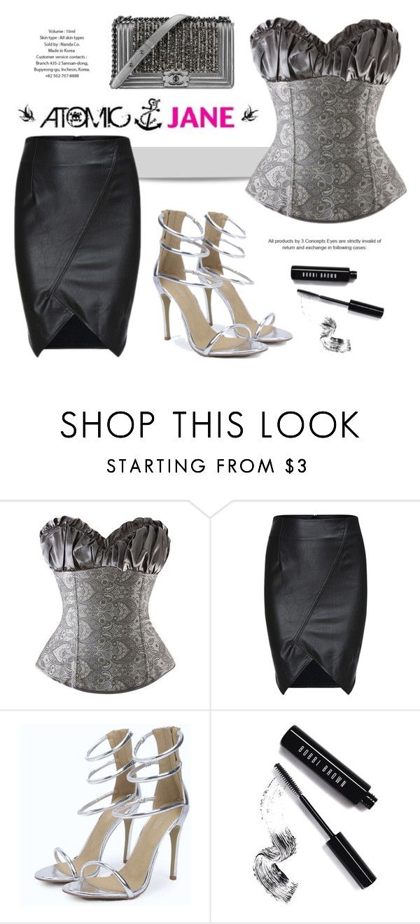 """""""ATOMIC JANE SHOP"""" by atomic-jane ❤ liked on Polyvore featuring Bobbi Brown Cosmetics and Chanel"""