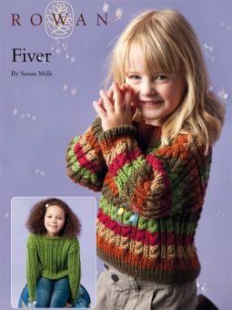 Fiver  free Rowan pattern