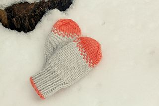 Ravelry: margot mittens pattern by libby sharp