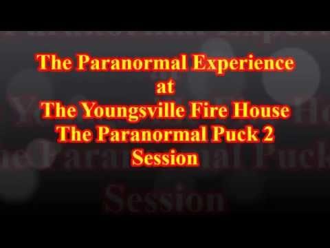 Paranormal Puck at YVFD