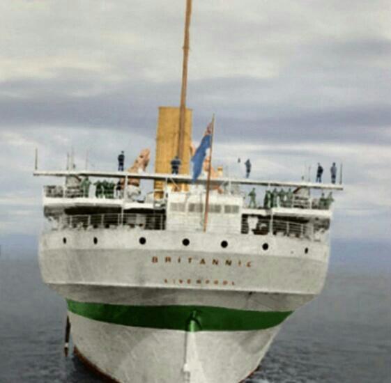 hmhs britannic titanic titanic rms titanic titanic ship