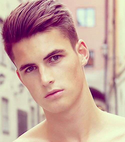 Stylish Men Haircuts Trends http://www.99wtf.net/men/modern-hairstyle-men-with-grey-color/