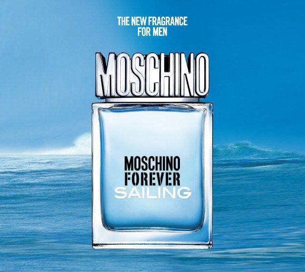 Årets sommardoft | Testpiloterna  Recension av Moschino Forever Sailing Edt.