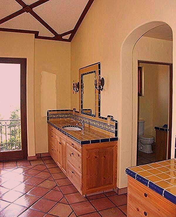 Spanish Style Homes Architecture Spanishstylehomes Spanish Style Interiors Spanish Style Bathrooms Spanish Style Kitchen