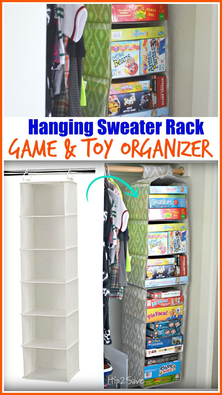 Looking for an easy and cheap way to organize they toys and board games in your home? Find out secret to keeping your home organizer.