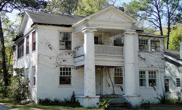 deserted places in alabama Haunted ghost town – cahawba, alabama,  strange abandoned places features the worlds most mysterious locations, strange places and abandoned buildings.
