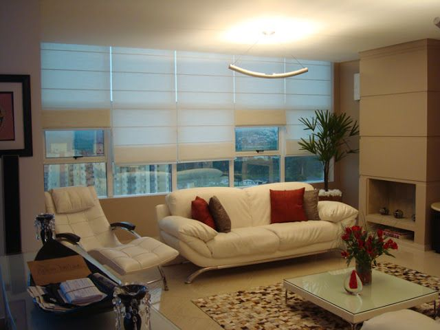 ... Minha Casa Clean: Tipos de Cortinas!!! Modernas e Aconchegantes