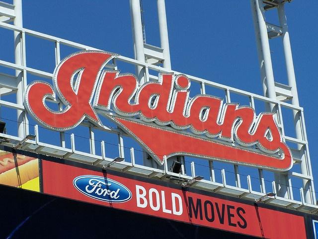 Cleveland Indians #MLB