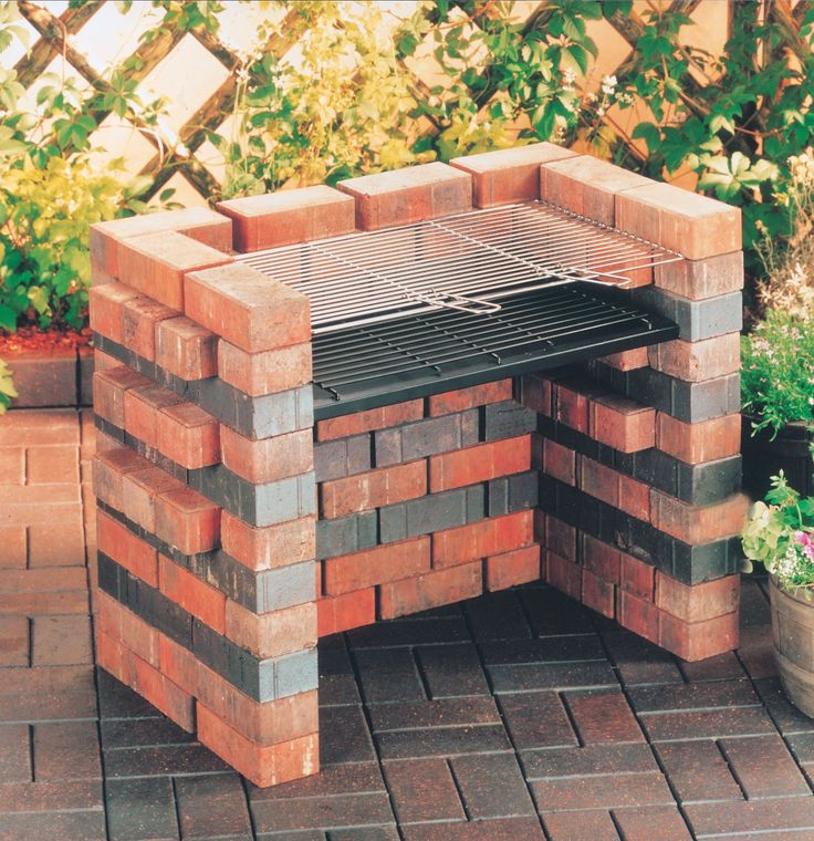 A simple way to build a BBQ into your wall. http://www.worldstores.co.uk/p/Landmann_DIY_Barbecue.htm