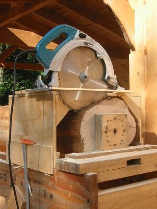 Round Post Joinery, Part 2 | Timberframe Design | Timber Frame Forums