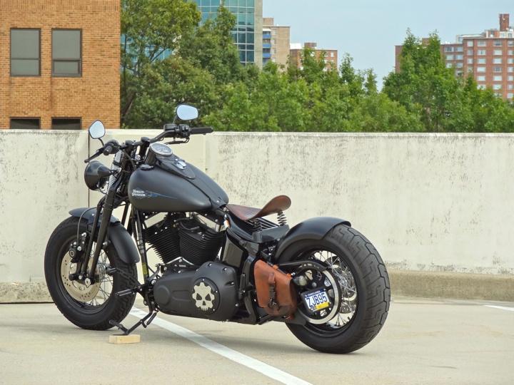 Crossbones Pictures - Page 117 - Harley Davidson Forums