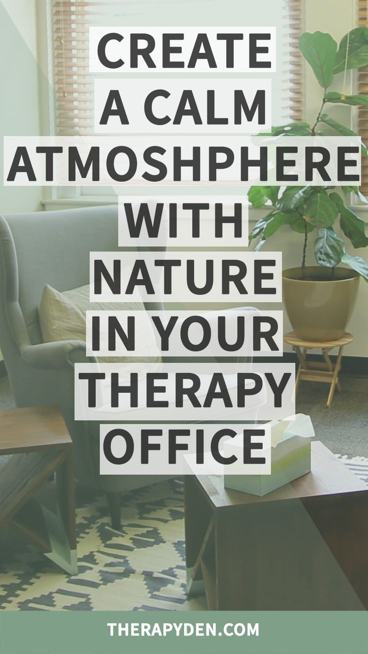 How To Create A Calm And Relaxed Atmosphere In Your Therapy Office By  Adding House Plants · Office IdeasWork Office DecorationsBusiness ...
