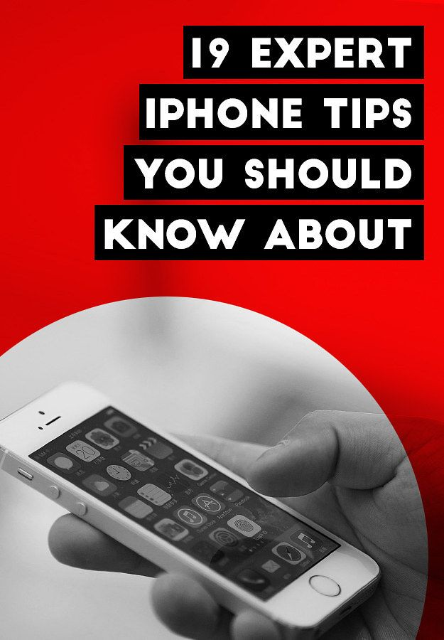19 Expert iPhone Tricks You Should Know About