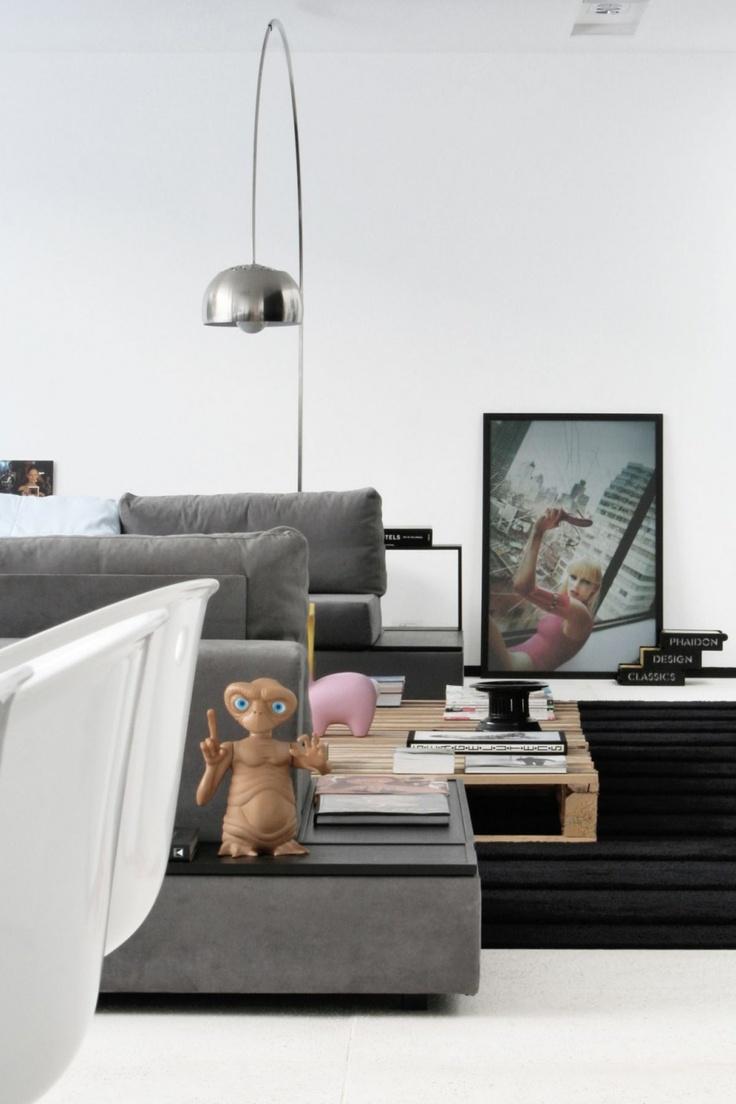AS House By Guilherme Torres · Minimalist Home InteriorModern Interior  DesignModern ...