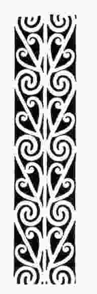 MAORI ART PATTERNS