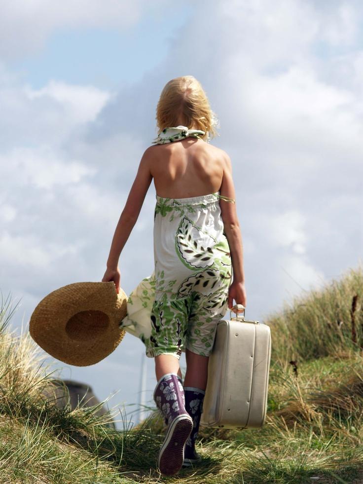 Summer on Fanoe by Tina Bardenfleth