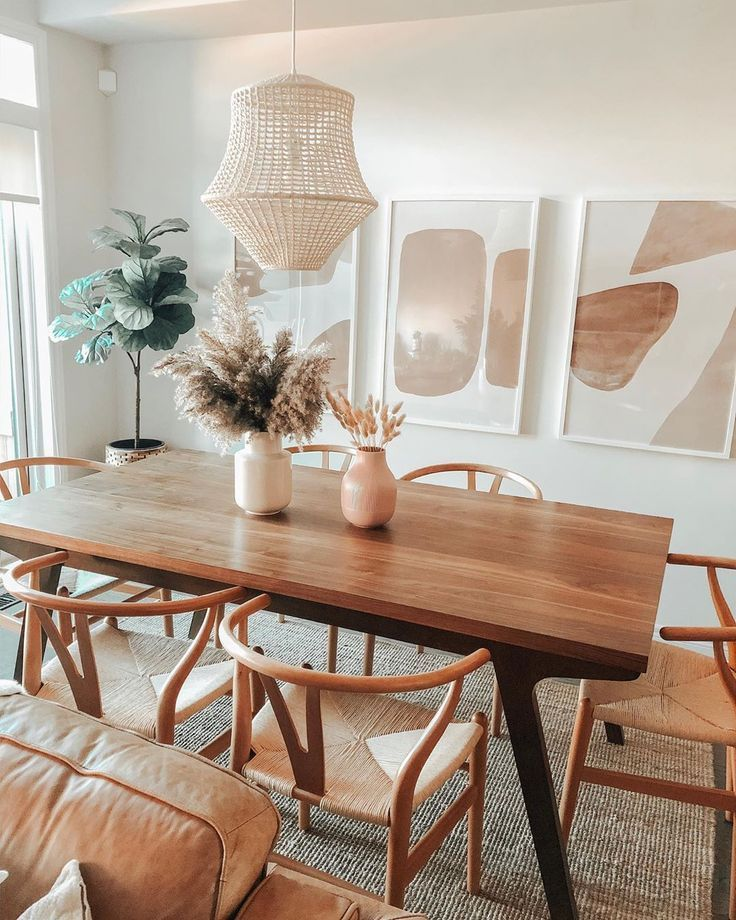 I Chose This Pin For Harmony In 2020 Dining Room Inspiration Boho Dining Room Dining Room Wall Decor