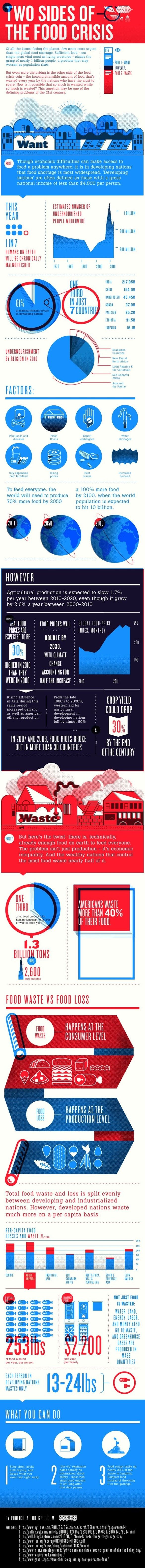 People Are Starving, But There's Enough Food | Co.Exist: World changing ideas and innovation