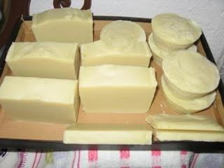 Jabon de Castilla - sabão de Castela - Castille soap