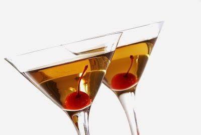 all about cocktails: Ein Rinderdieb und sein Cocktail - der Rob Roy