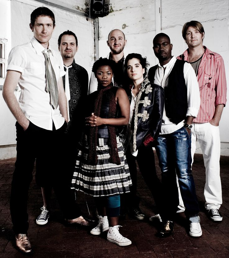 African Bands: 55 Best South African Bands/musicians Images On Pinterest