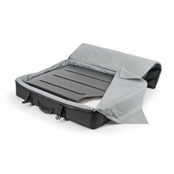 Rampage Products 595001 Freedom Top Panel Storage Bag For 07 18 Jeep Wrangler Jk Jeep Wrangler Jeep Wrangler Interior Jeep