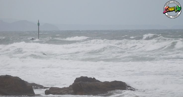 A lot of waves crammed into a small space! 3ft sets to be found in amongst the chop. High tide will show a little shelter.  Get in ASAP before the tide drops too much. Not much else for the rest of the day I'm afraid! Fill up on Sunday roast!  High Tide (am) 08:53 (7.6m) Low Tide (am) 02:55 High Tide (pm) 21:14 (7.7m) Low Tide (pm) 15:10  For our full 7 day report head to: https://www.zumajay.co.uk/surf-report