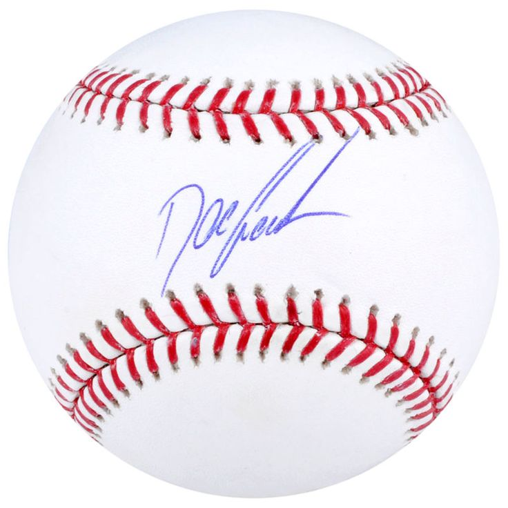 Dwight Gooden New York Mets Fanatics Authentic Autographed Baseball